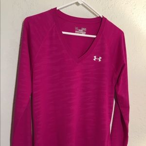 UNDER ARMOUR Semi-fitted Shirt